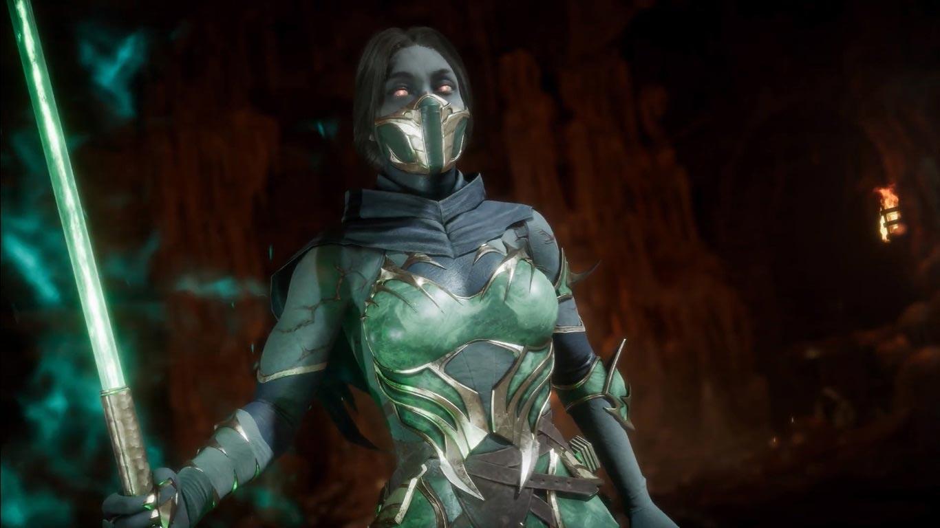 Jade Mortal Kombat 11 screenshots 3 out of 6 image gallery