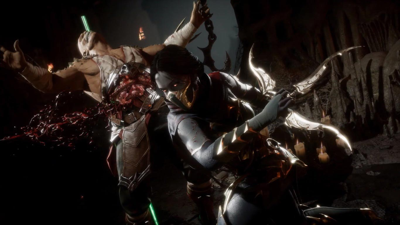 Jade Mortal Kombat 11 Screenshots 5 Out Of 6 Image Gallery