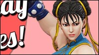 Street Fighter 5 Valentine's Day cards image #1