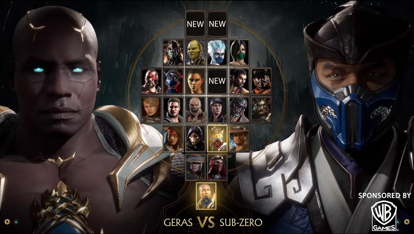 Mortal Kombat 11 roster? 1 out of 1 image gallery