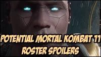 Mortal Kombat 11 roster? image #1