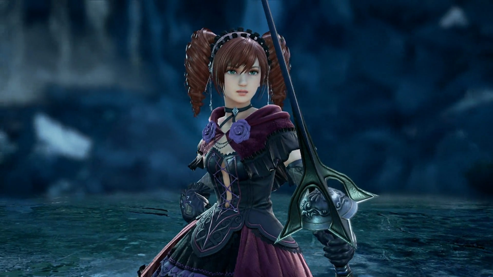 Soul Calibur 6 Amy Reveal 4 out of 9 image gallery