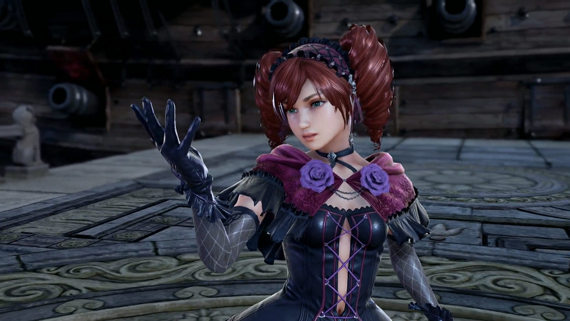 Soul Calibur 6 Amy Reveal 7 out of 9 image gallery
