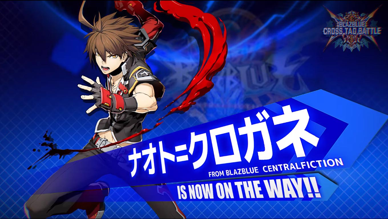 Blazblue Cross Tag Battle new characters 3 out of 9 image gallery