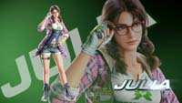Tekken 7 Julia and Negan Reveal Screenshots image #2