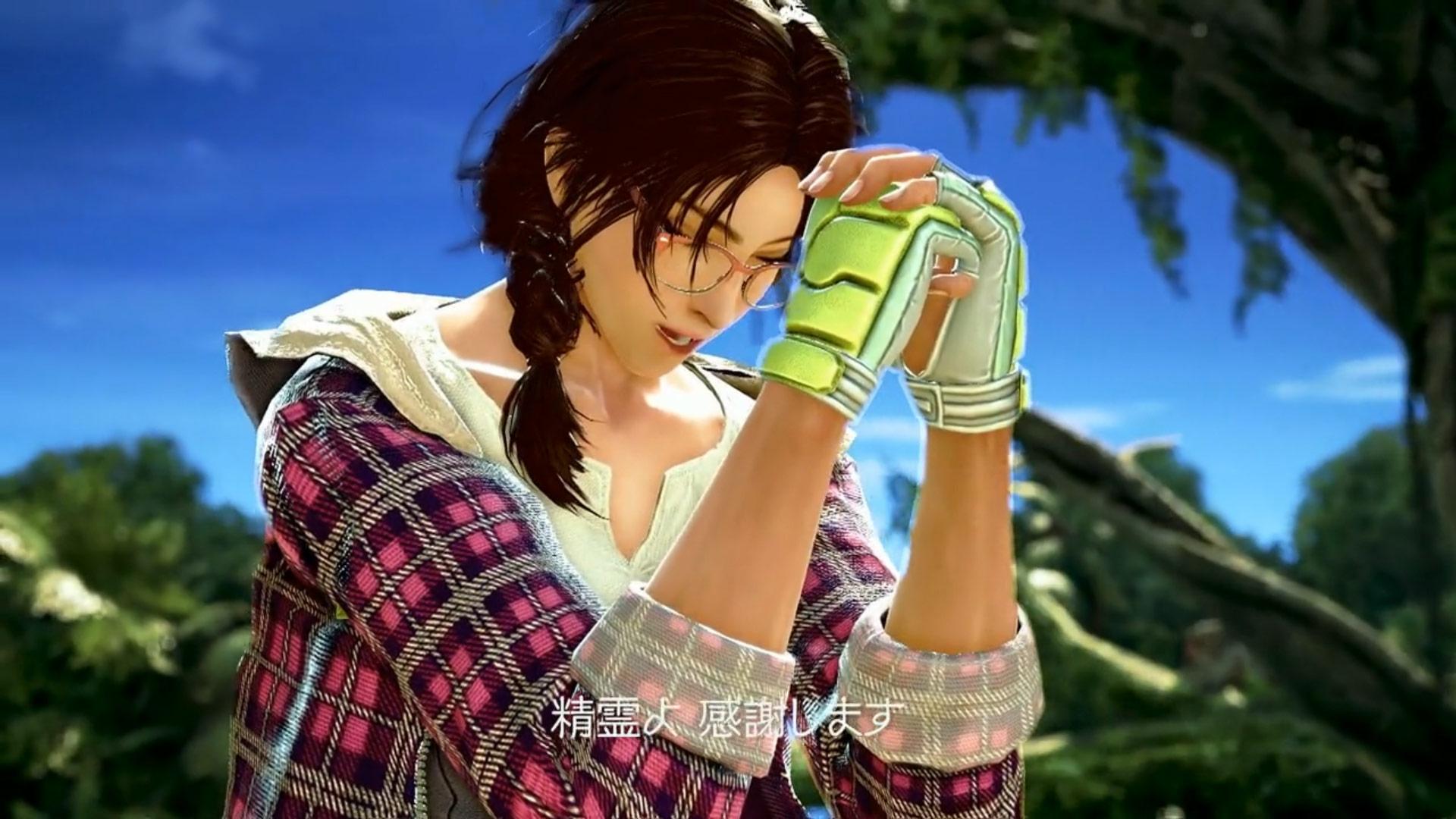 Tekken 7 Julia and Negan Reveal Screenshots 3 out of 12 image gallery