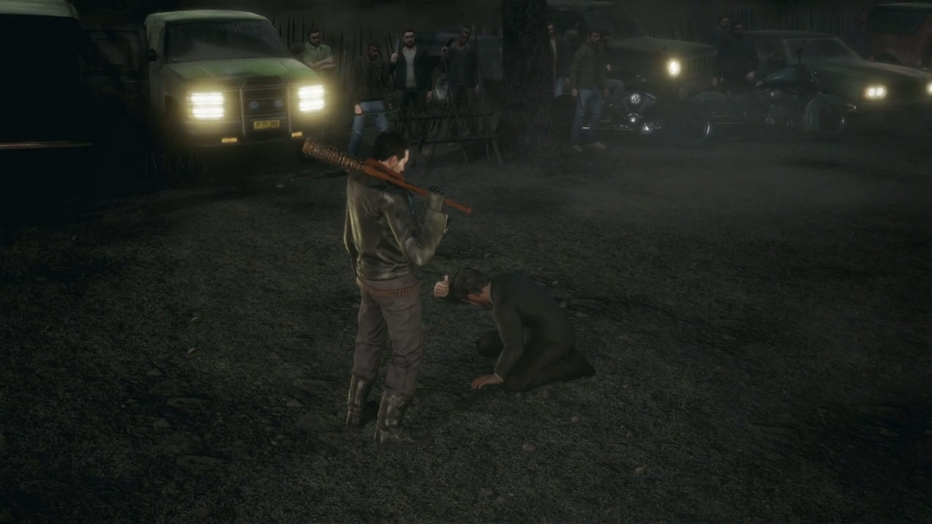 Tekken 7 Julia and Negan Reveal Screenshots 11 out of 12 image gallery