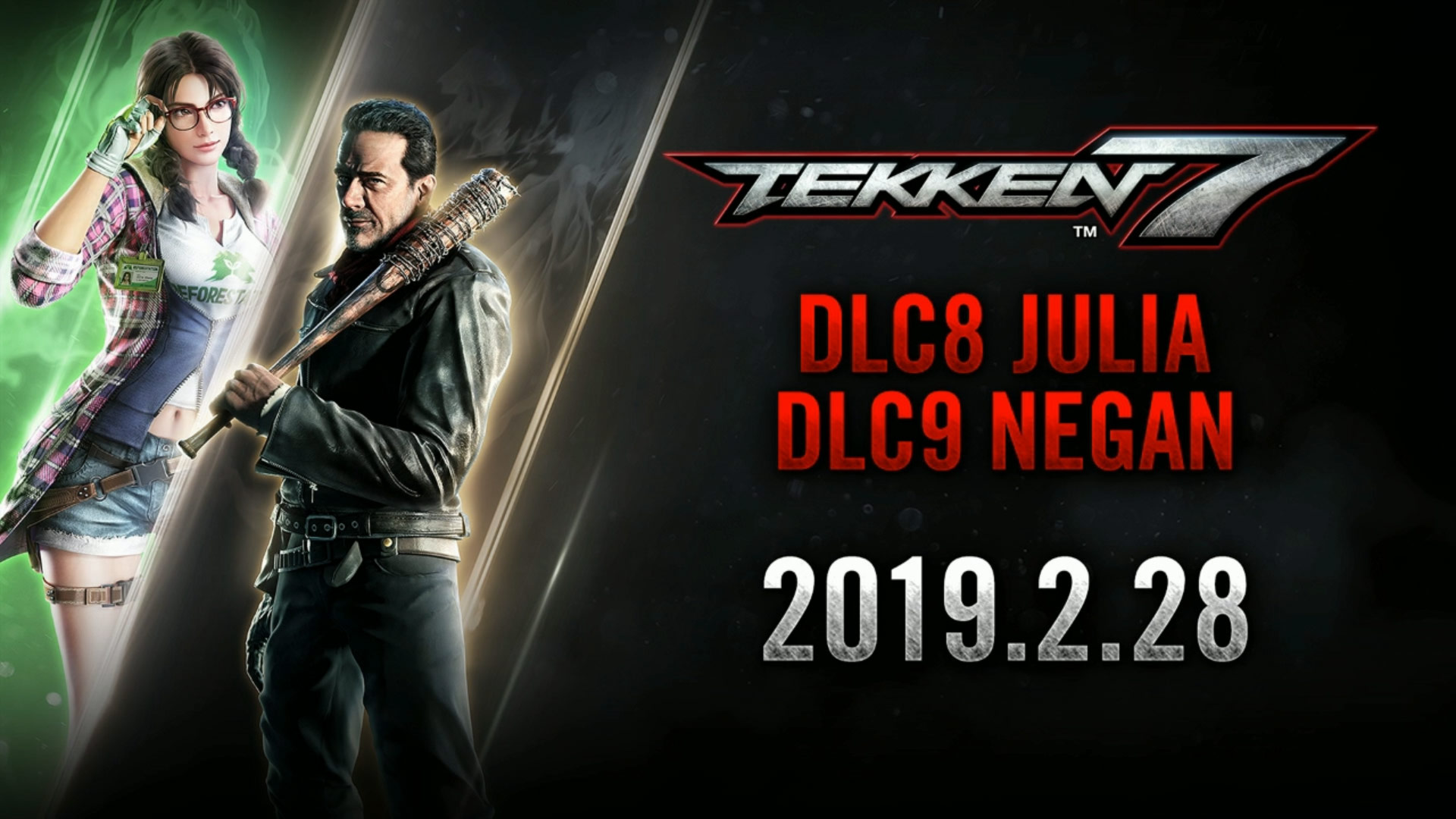 Tekken 7 Julia and Negan Reveal Screenshots 12 out of 12 image gallery