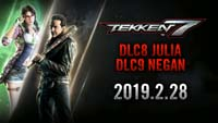 Tekken 7 Julia and Negan Reveal Screenshots image #12