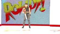 Ronda Rousey dresses as Sonya Blade for WWE match image #1