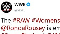Ronda Rousey dresses as Sonya Blade for WWE match image #2