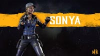 Ronda Rousey dresses as Sonya Blade for WWE match image #3