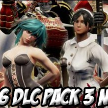 Soul Calibur 6's DLC Pack 3 is now available bringing 67 new