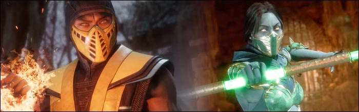All Mortal Kombat 11 characters revealed so far