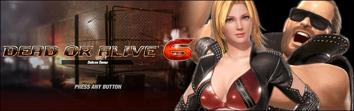 Dead or Alive 6 Deluxe Demo now live, features 24 playable