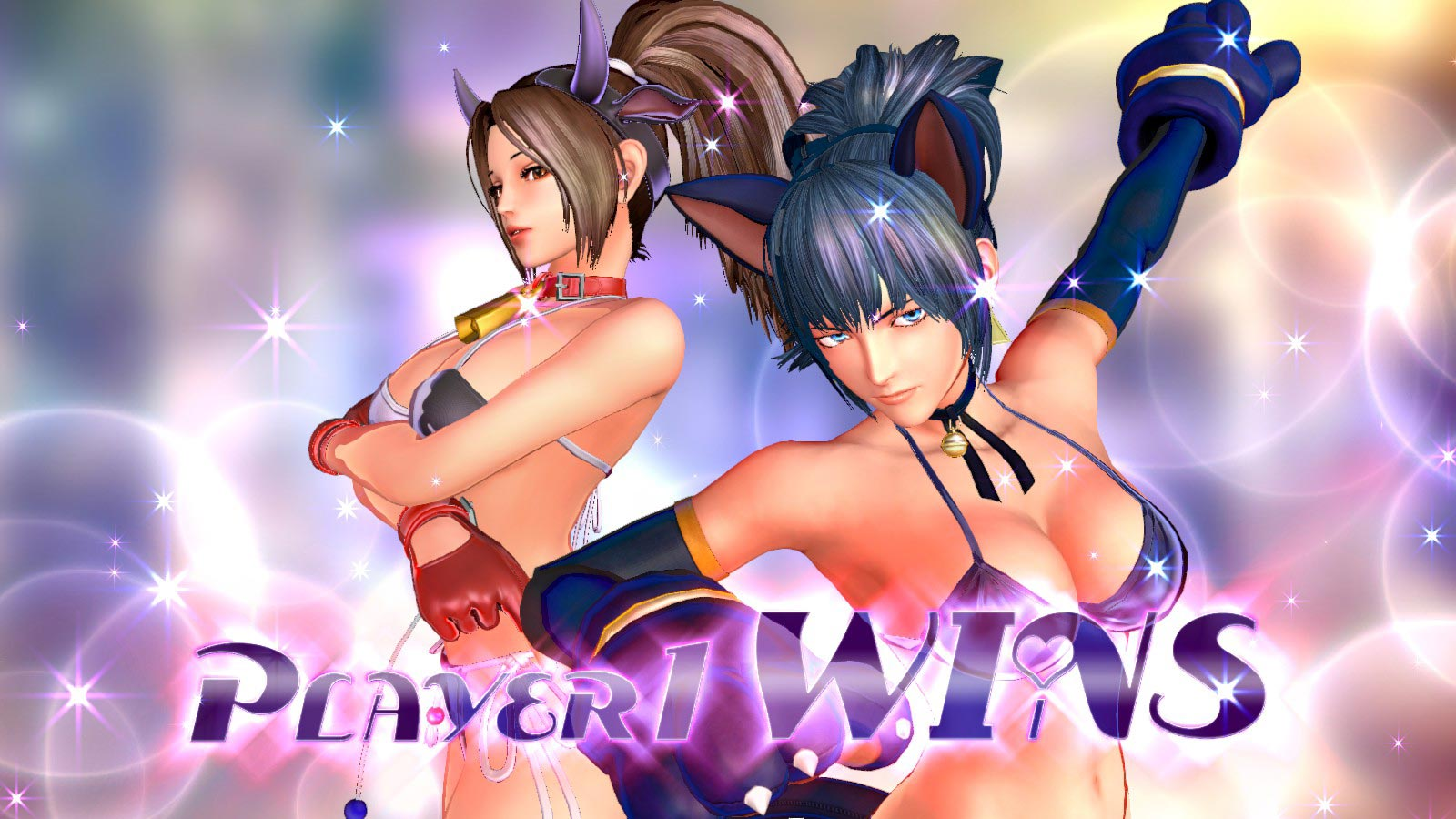 SNK Heroines Tag Team Frenzy Steam screenshots 3 out of 6 image gallery