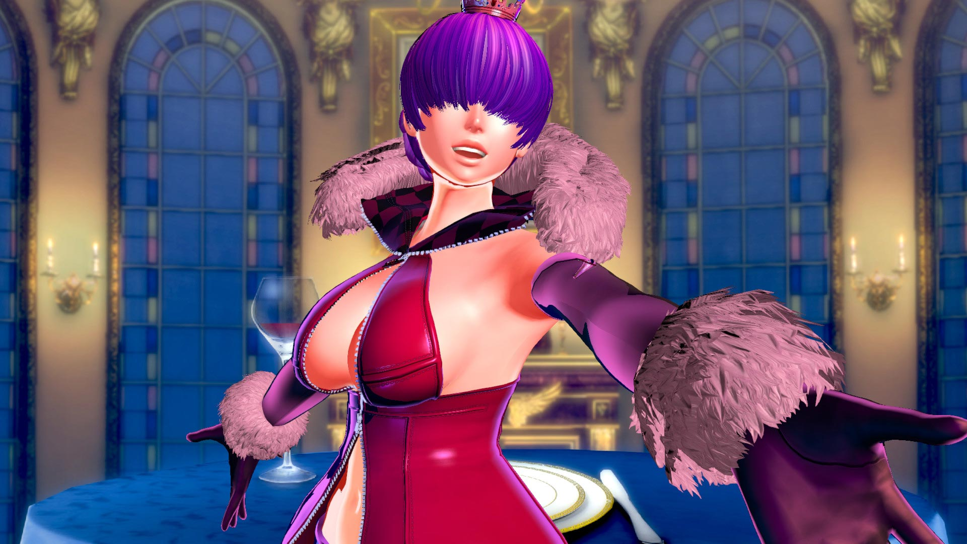 SNK Heroines Tag Team Frenzy Steam screenshots 6 out of 6 image gallery
