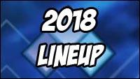 EVO 2018 Lineup image #1