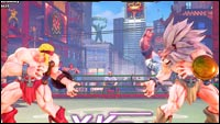Alex's Leo costume colors in Street Fighter 5 image #1
