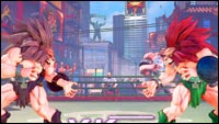 Alex's Leo costume colors in Street Fighter 5 image #3