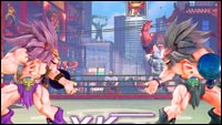 Alex's Leo costume colors in Street Fighter 5 image #4