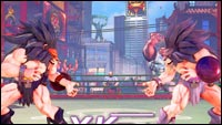 Alex's Leo costume colors in Street Fighter 5 image #6