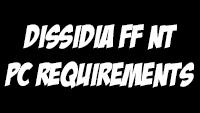 Dissidia Final Fantasy PC version requirements image #1