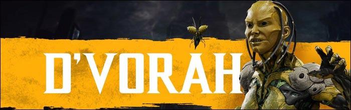 Resultado de imagem para D'Vorah