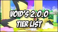 VoiD's version 2.0.0 Super Smash Bros. Ultimate tier list image #1