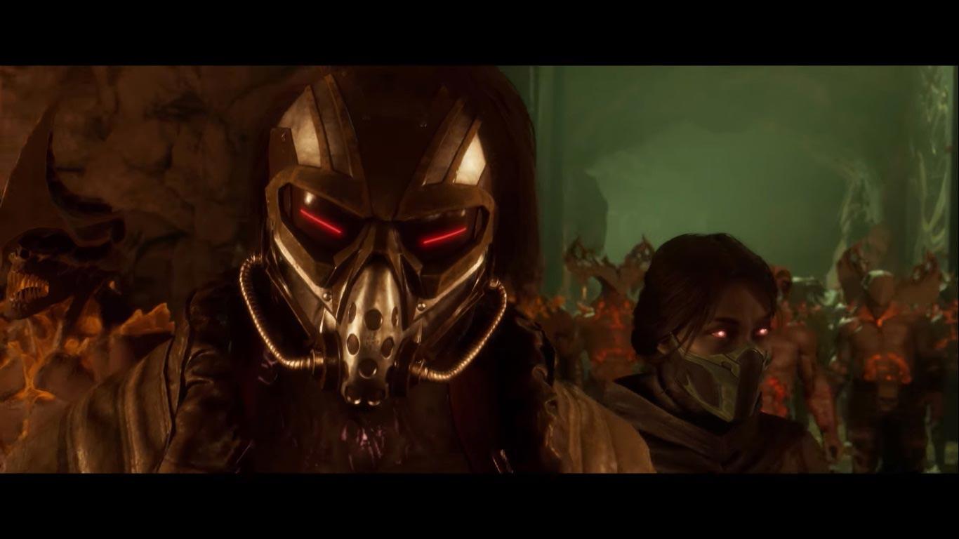Mortal Kombat 11 new Story Mode trailer screenshots 2 out of 6 image