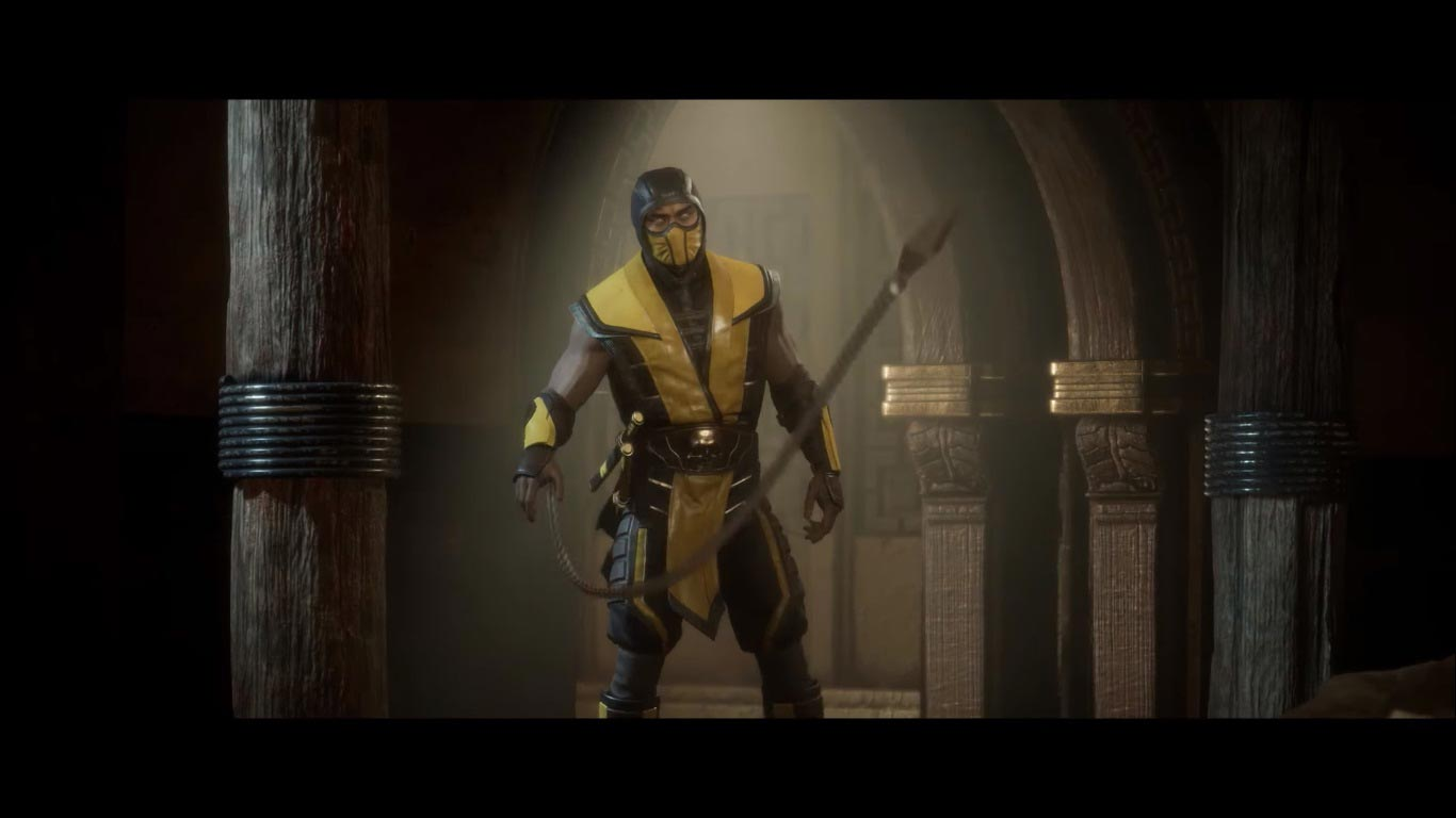 Mortal Kombat 11 New Story Mode Trailer Screenshots 5 Out