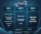Smash Ultimate Summit Event Schedule image #1