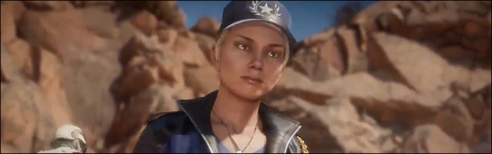 Sonya S Face In Mortal Kombat 11 Seems To Have Been Given A