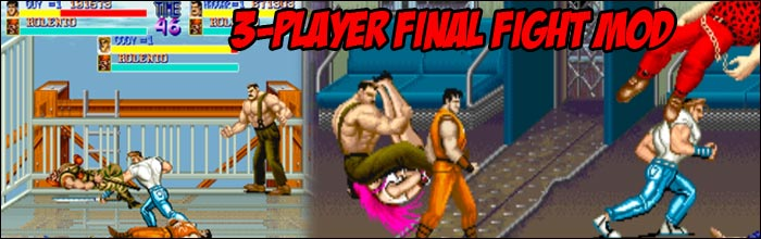Three player Final Fight will soon be a reality thanks to