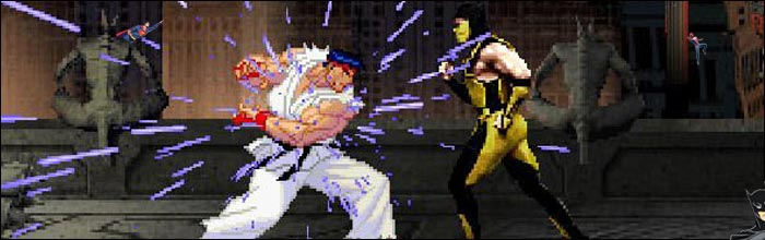 Why Street Fighter Vs Mortal Kombat Is The Crossover We Talk About But Don T Actually Want