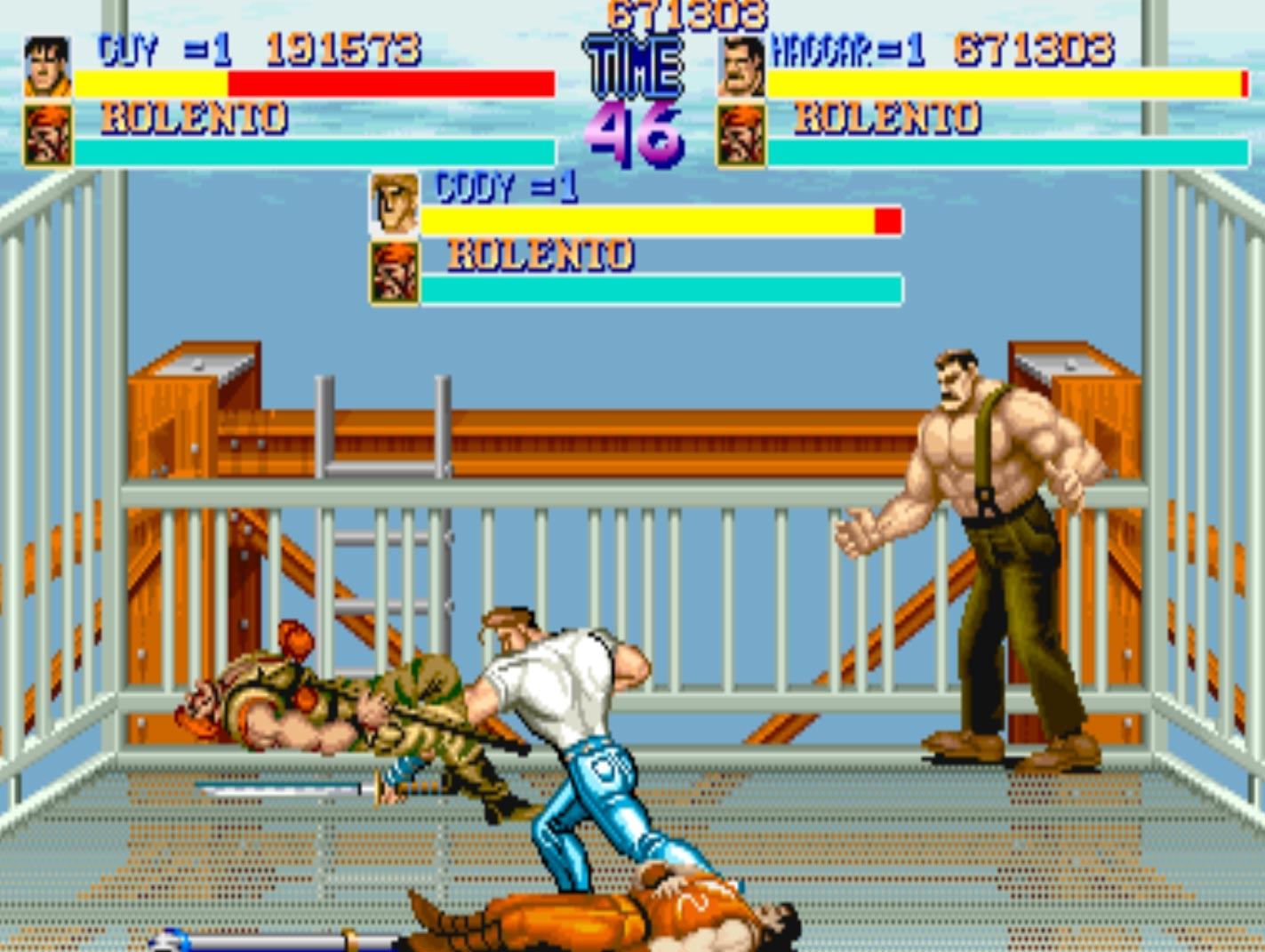 Final Fight X 3 1 out of 5 image gallery