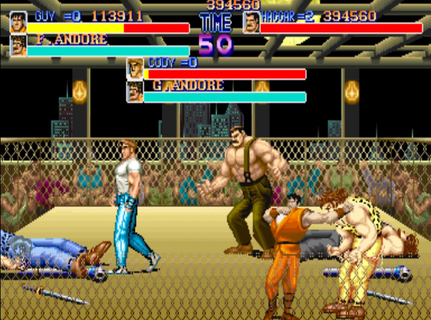 Final Fight X 3 2 out of 5 image gallery