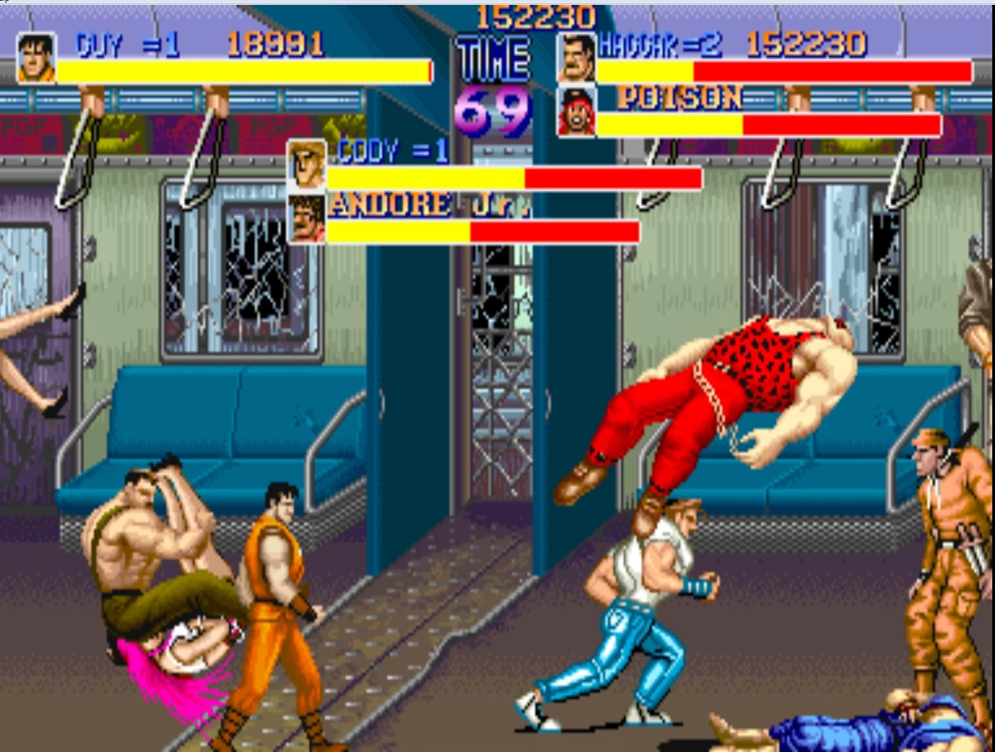 Final Fight X 3 4 out of 5 image gallery