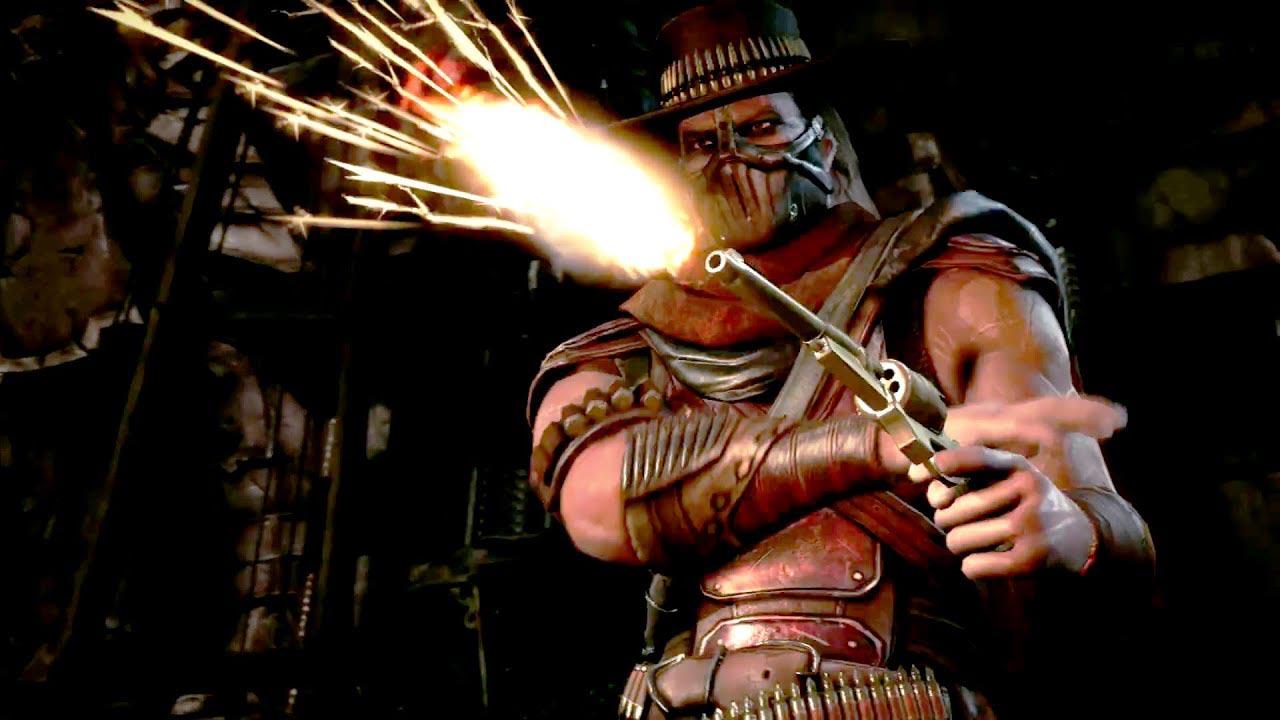 Mortal Kombat XI Erron Black Art Work | jcphotog