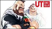 Street Fighter UNIQLO T-shirts  out of 17 image gallery