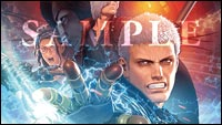Devil May Cry art from fighting game legends image #1