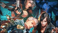 Devil May Cry art from fighting game legends image #3