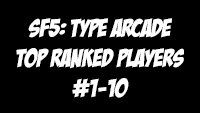 Street Fighter 5: Type Arcade Day 1 statistics image #5