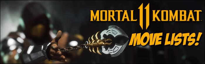 Here Are The Mortal Kombat 11 Move Lists You Need For This
