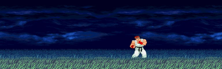 Street Fighter Alpha 2 stage 1 out of 1 image gallery