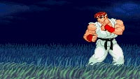 Street Fighter Alpha 2 stage image #1