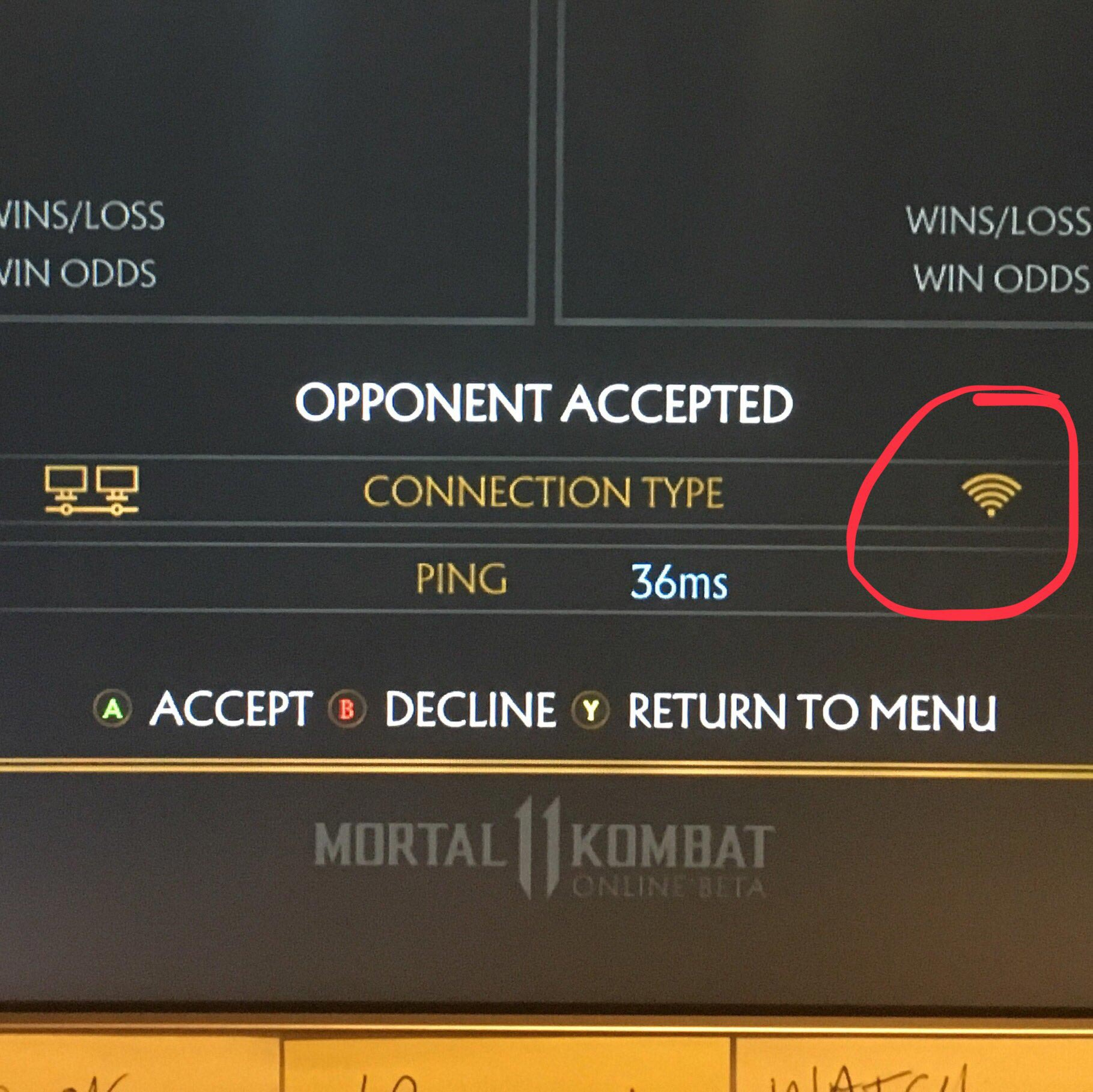 Mortal Kombat 11 connection indicators 2 out of 2 image gallery