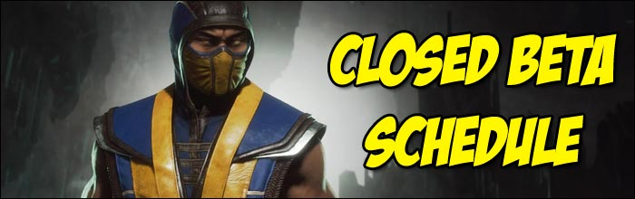 Missed the first Mortal Kombat 11 online beta? Here's the