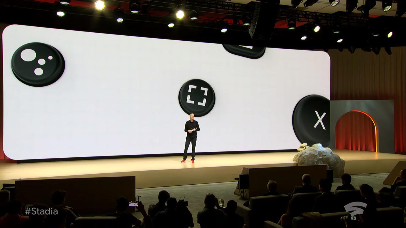 Google Stadia controller 2 out of 5 image gallery