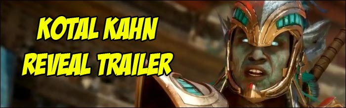 Kotal Kahn and Jacqui Briggs reveal trailer officially shown for